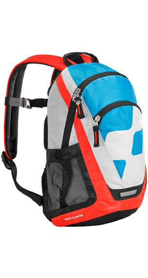 Cube AMS Action Team Rucksack Junior blue'n'white'n'flashred